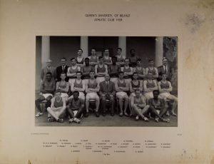 QUB Athletic Club 1959