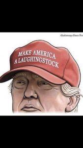 Donald Trum Caricature