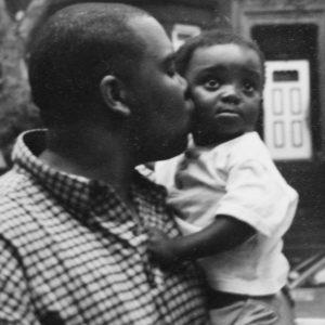 Coates & his son