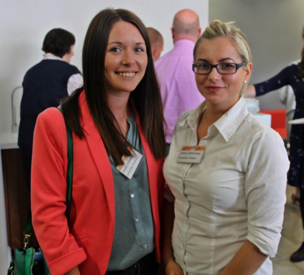Sarah Allison & Anna Czerwinska (University of Ulster)