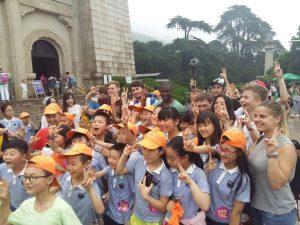 EPS China2016 - Mustapha - Sun Yat-sen Mausoleum Nanjing