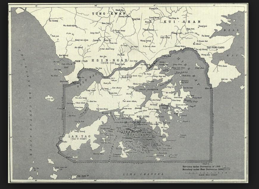 Kowloon c. 1900