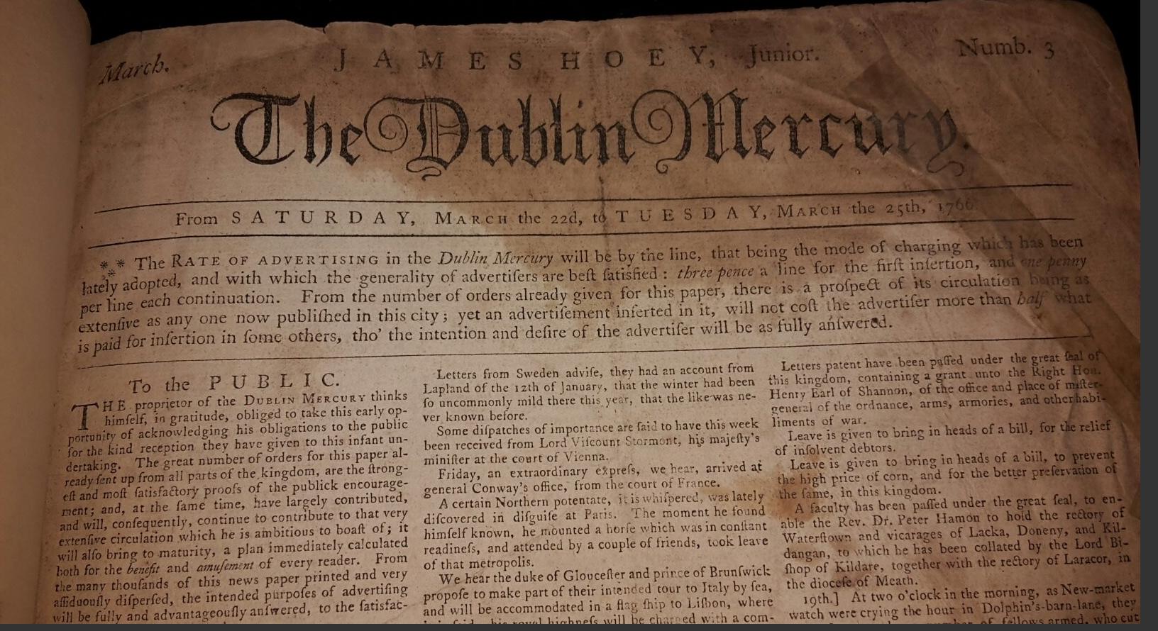 Dublin Mercury
